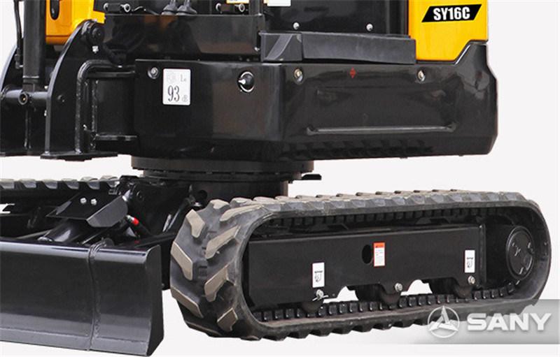Sany Excavator Sy16c-10