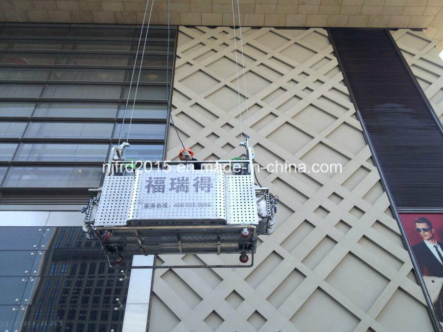 Fix Jib Building Mmaintenance Unit Bmu