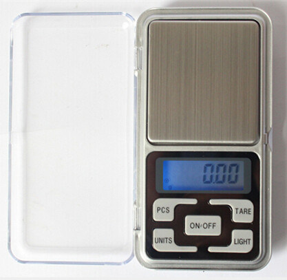 100g/200g/300g*0.01g Electronic Jewelry Scale Digital Pocket Scale