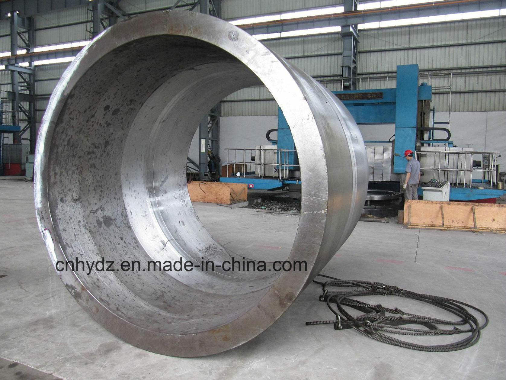 Hot Forged Structure Alloy Steel 20mnmonb Cylinder