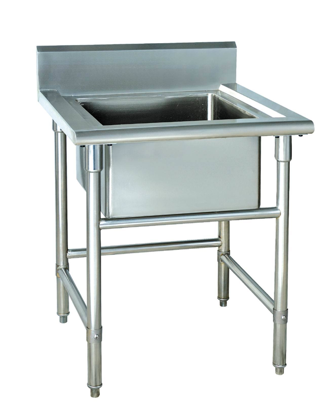 Stainless Steel Sink Bench Wash Basin
