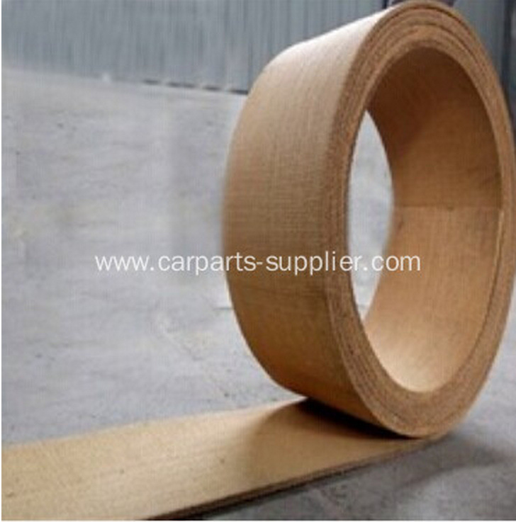 Asbestos and Non Asbestos Woven Brake Lining Roll