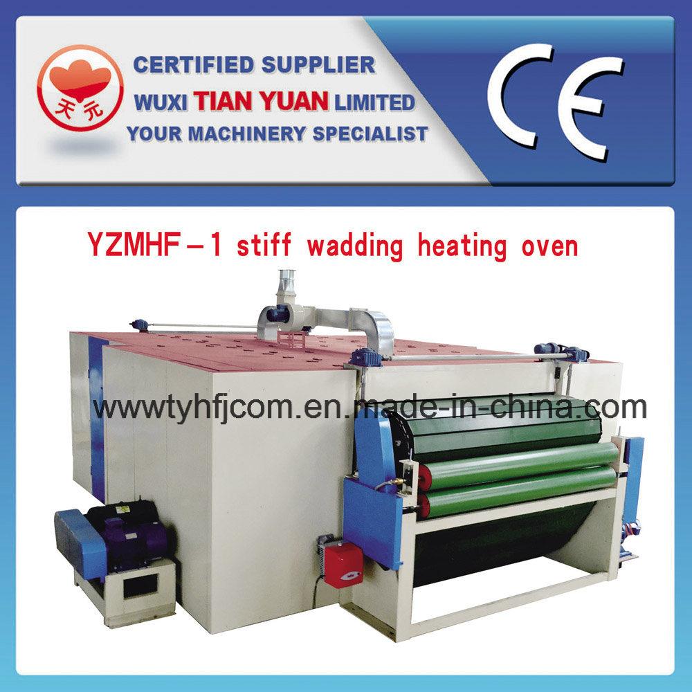 Stiff Wadding Thermo Bonded Wadding Heating Oven Machine