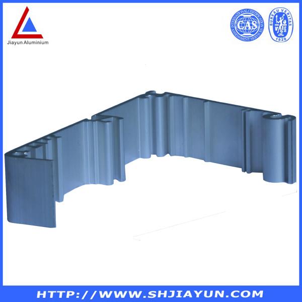 6005 T5 Aluminum Extrusion Made by Aluminum Profile Manufacturer