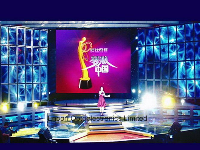 640 *640mm Die-Cast P8mm Outdoor SMD Rental LED Display