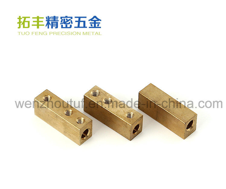 Electrical Meter Square Hole Position Terminal Block