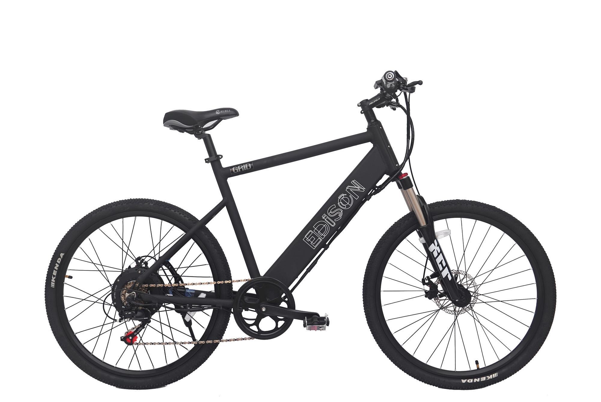 Electric Bike with 36V 10ah Lithium Battery 250W E-Bike