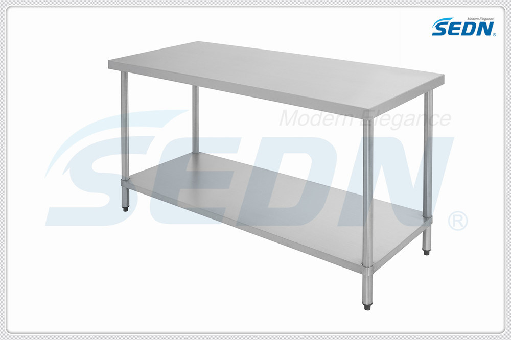 Handmade Commercial Stainless Steel Island Benches (MT2004)