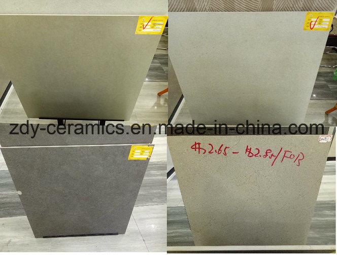 Foshan Good Quality Tile Building Material Porcelain Rustic Marble Floor Tile