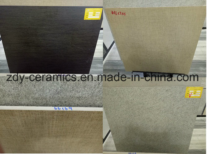 Foshan Good Quality Tile Building Material Porcelain Rustic Marble Floor Tile