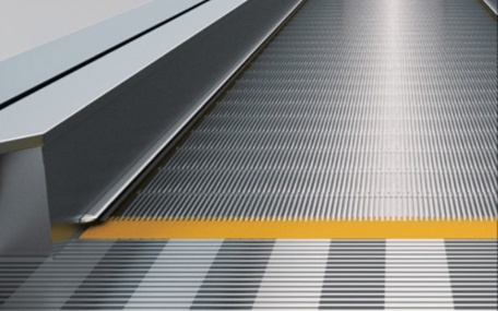 Steady & Low Noise Moving Walk Passenger Conveyor with Vvvf