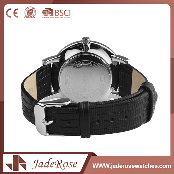 Custom Fashion Leather Lady Watch Case
