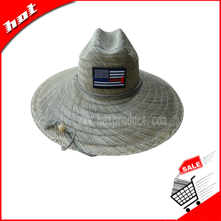 100% Natural Straw Sun Hat