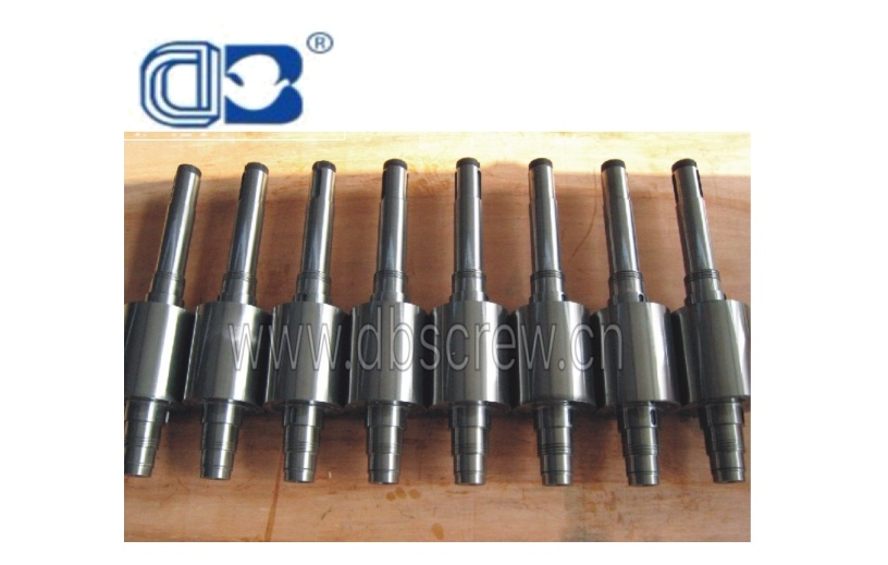 Assembly of Feed Roller