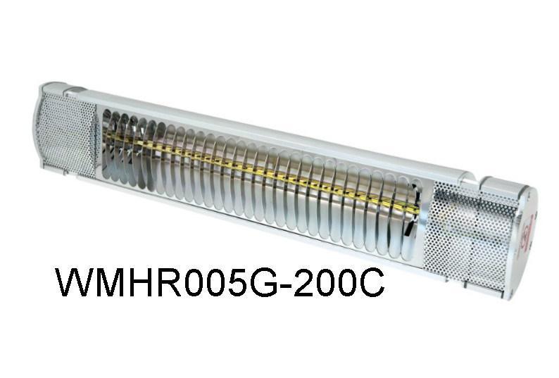 1500 Watt Infrared Wall Mount Heater Indoor/Outdoor Commercial/Residential