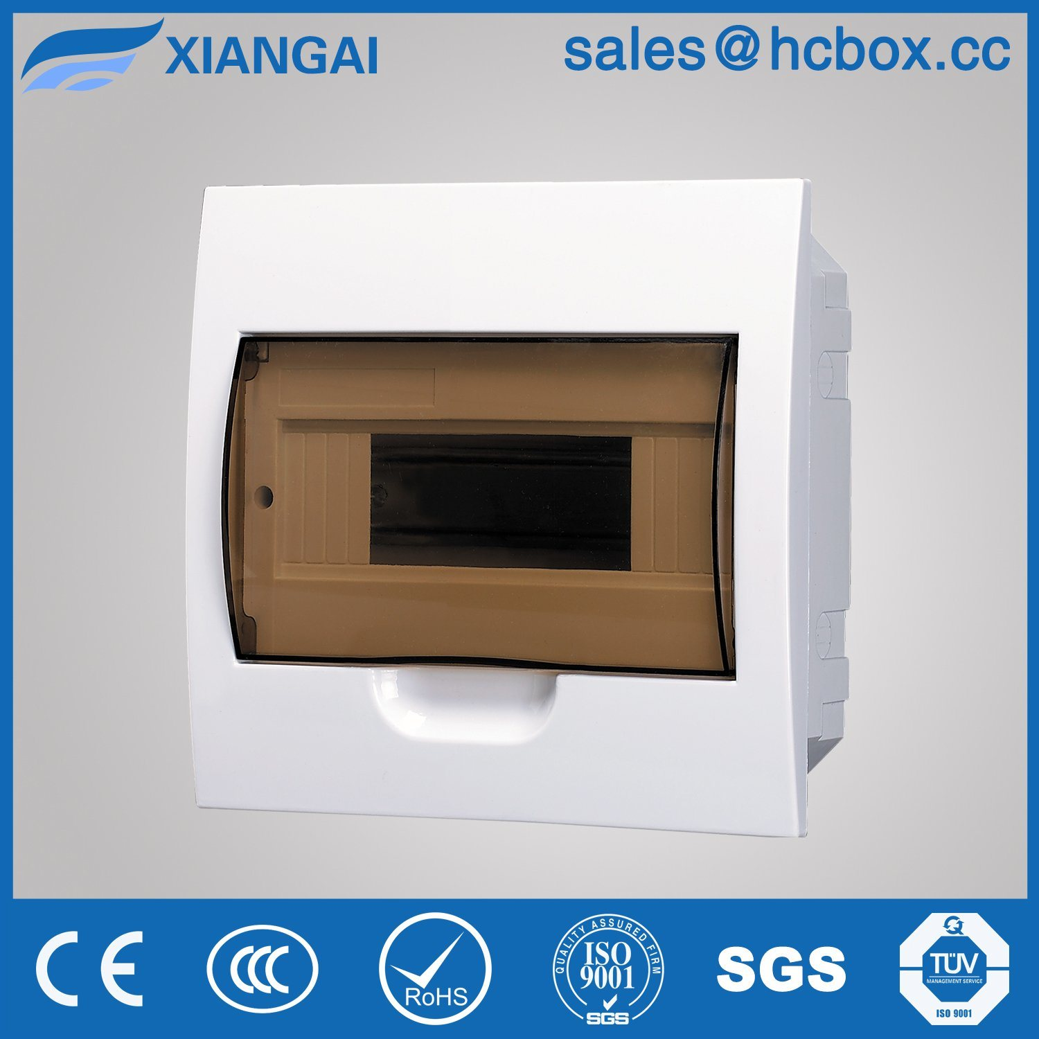 Tsm Distribution Box Best Price Best Service Chb-TF 8ways Hc-TF8ways