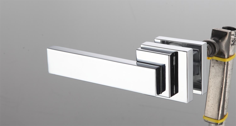 Hot Zinc Alloy Door Lock Handle (Z0-22323)