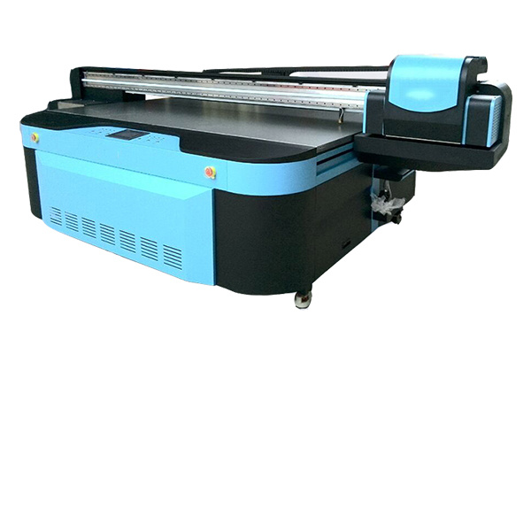 High Quality 8feet Richo G5 Printhead Industrial UV Glass Printing Machine