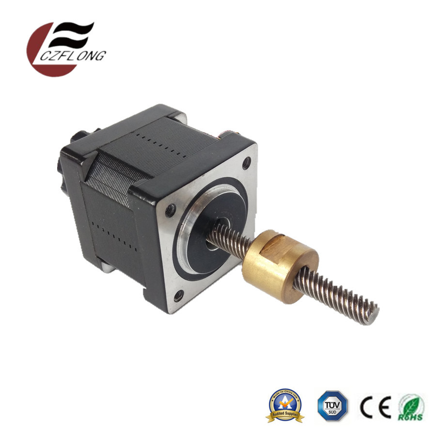 Stable 35mm Stepper Motor for CNC Sewing Textile with Ce