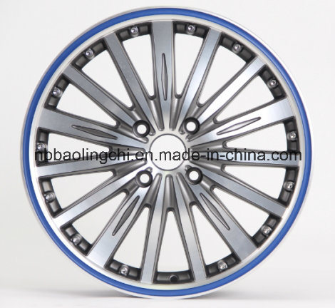 17 Inch Replica Alloy Wheels with PCD 4/5X114.3-120
