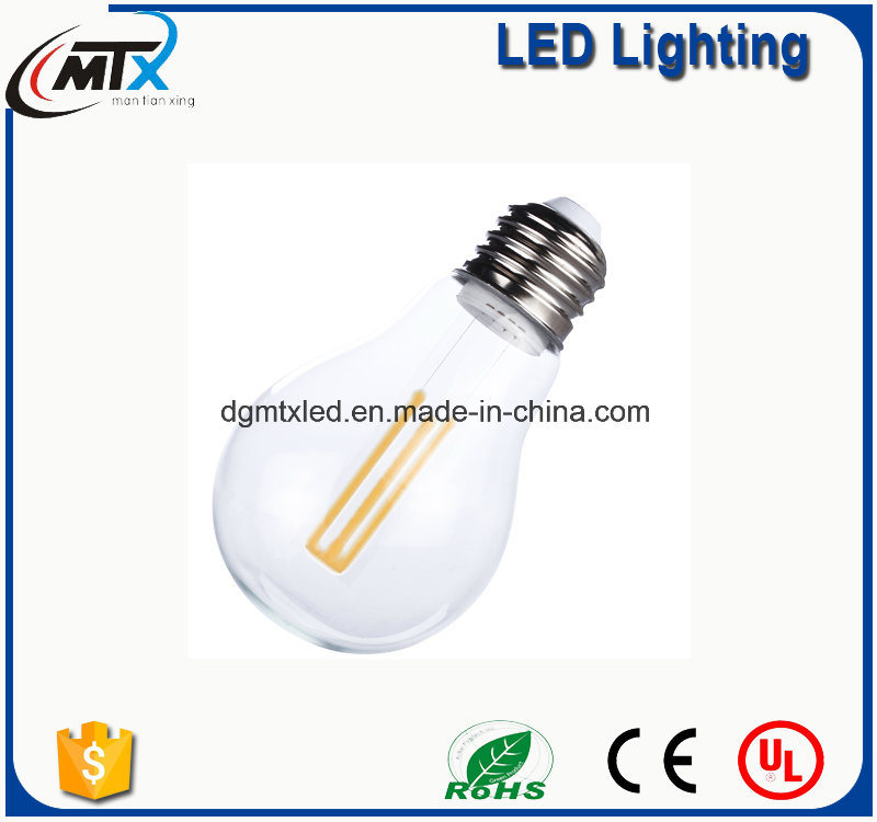 MTX G95 Diament 4W E27 220V LED Retro Lampada Bombilla Vintage Edison Lamp Bulb Light Decorative Carbon Filament Bulb