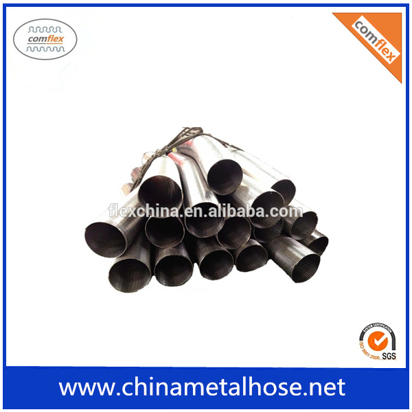 Interlock Exhaust Flexible Pipe