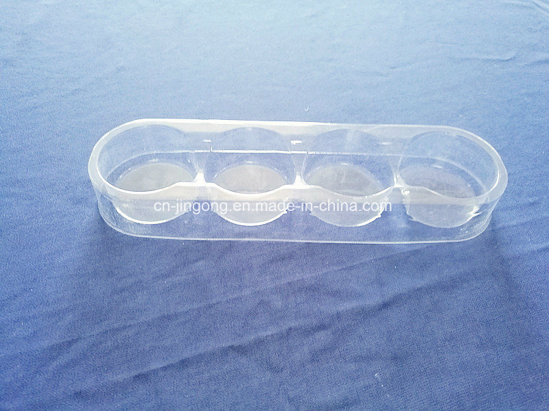 Clear Pet Blister Tray for Facial Cleanser Clear Pet Blister Tray