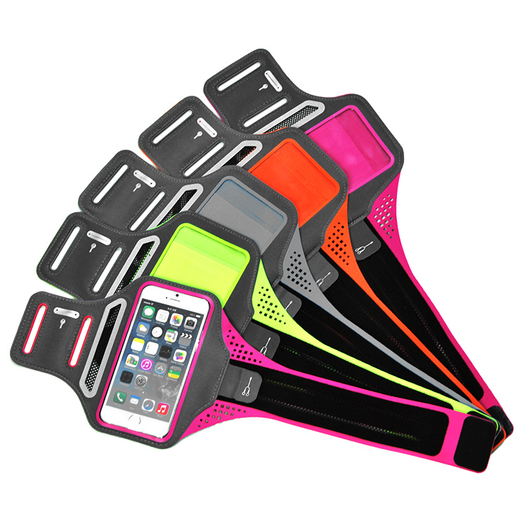 Waterproof Lycra Sport Armband Neoprene Armband Mobile Phone Case