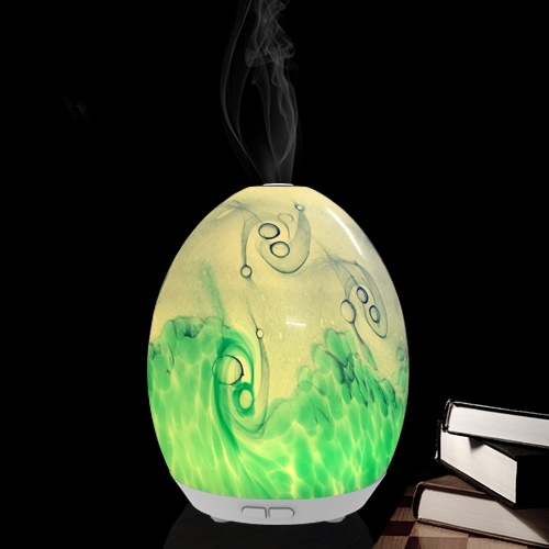 Aroma Diffuser with 7 Colors Changing Lights for Office Home (GL-1013-A-014)