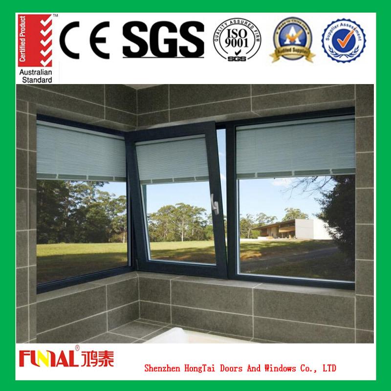 Luxury Homes Aluminium Tilt Window