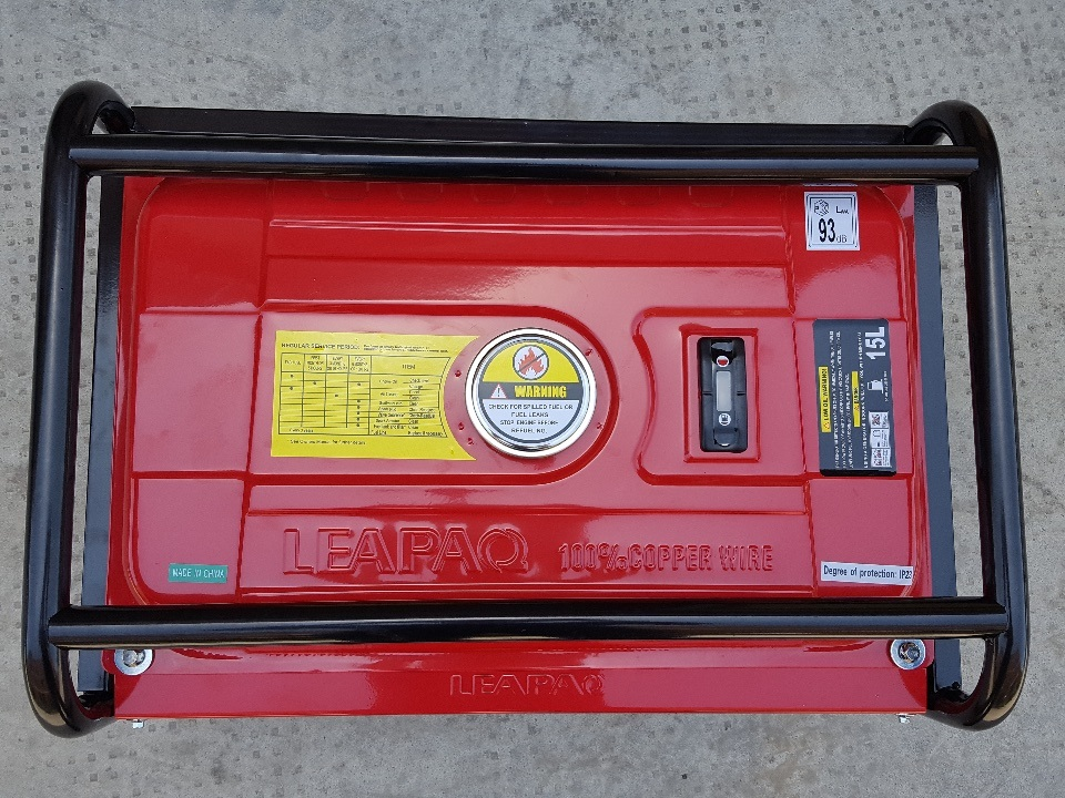 Home Use Recoil Start 2.0 Kw Gasoline Generator