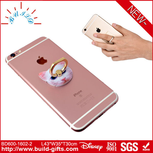 Custom Metal Ring Holder for Mobile Phone