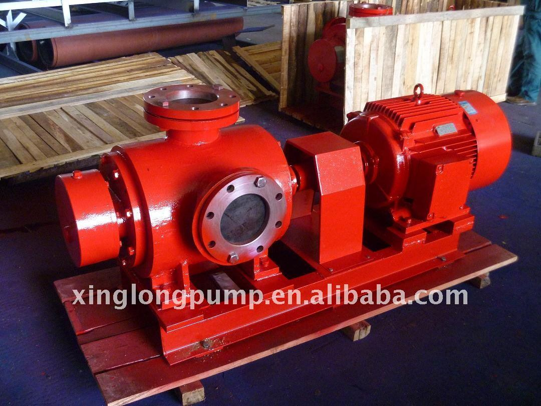 Xinglong Double Screw Pumps for Oil and Other Viscous Medium