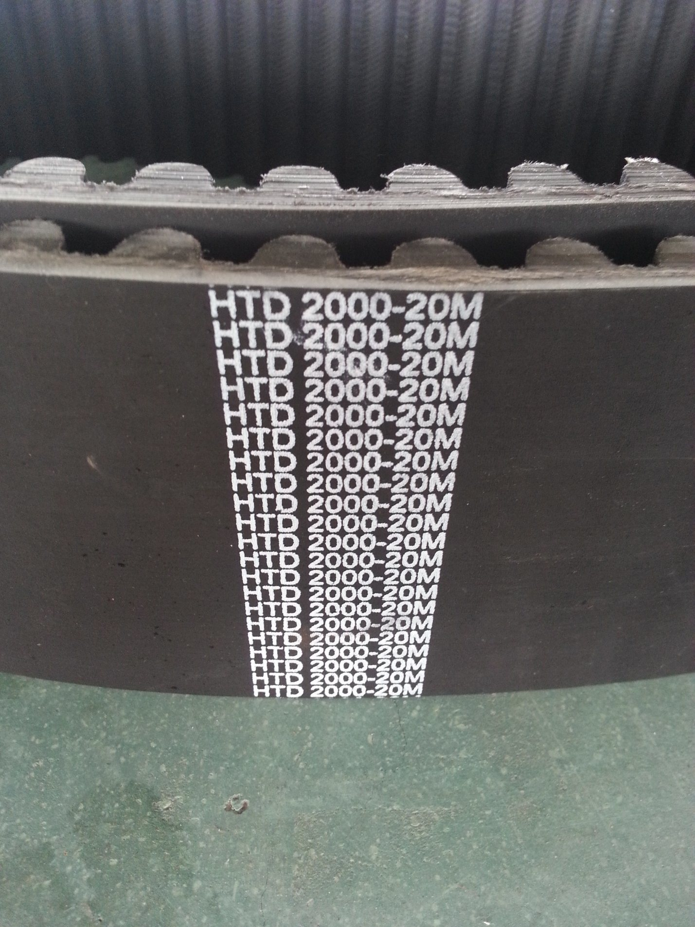 Ningbo Industrial Rubber Timing Belt
