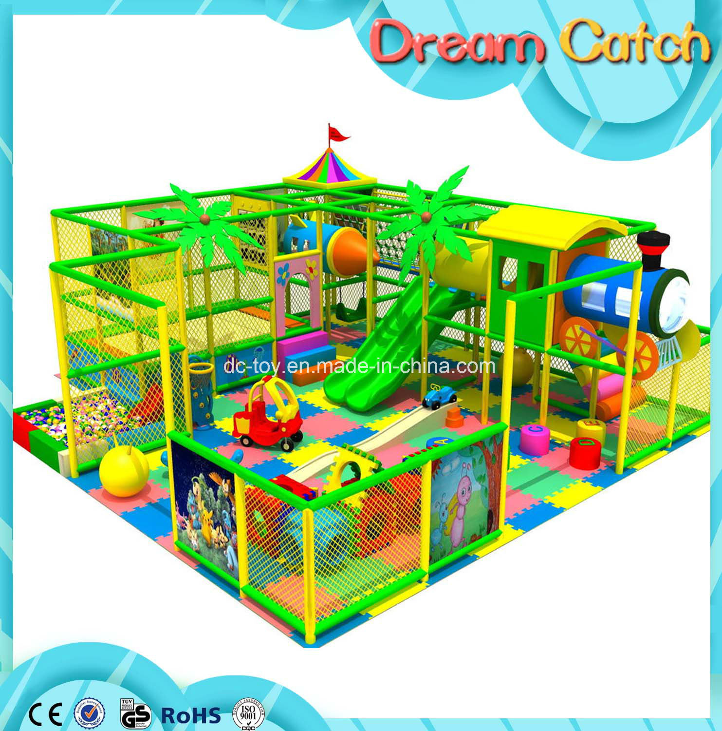 Popular Best Price China Indoor Playground for Kids