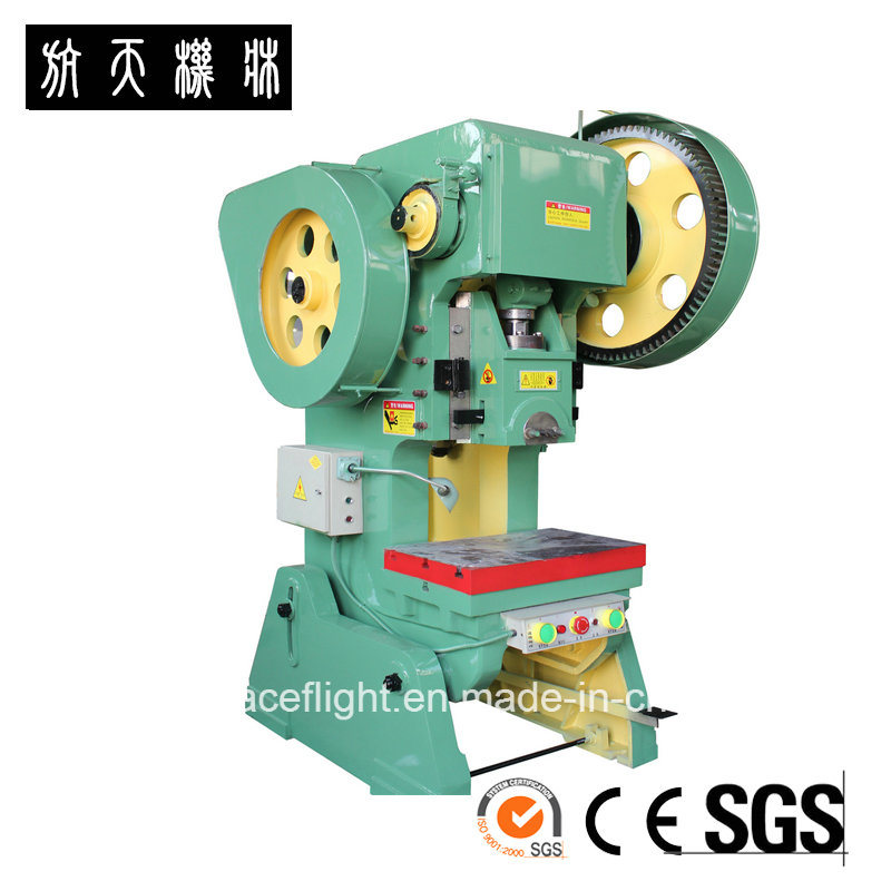 J21S Series Fix Table Deep Throat Press punching Machine