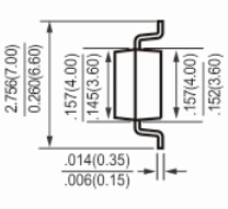 MB6s~MB10s Series Bridge Rectifier for LED Lighting