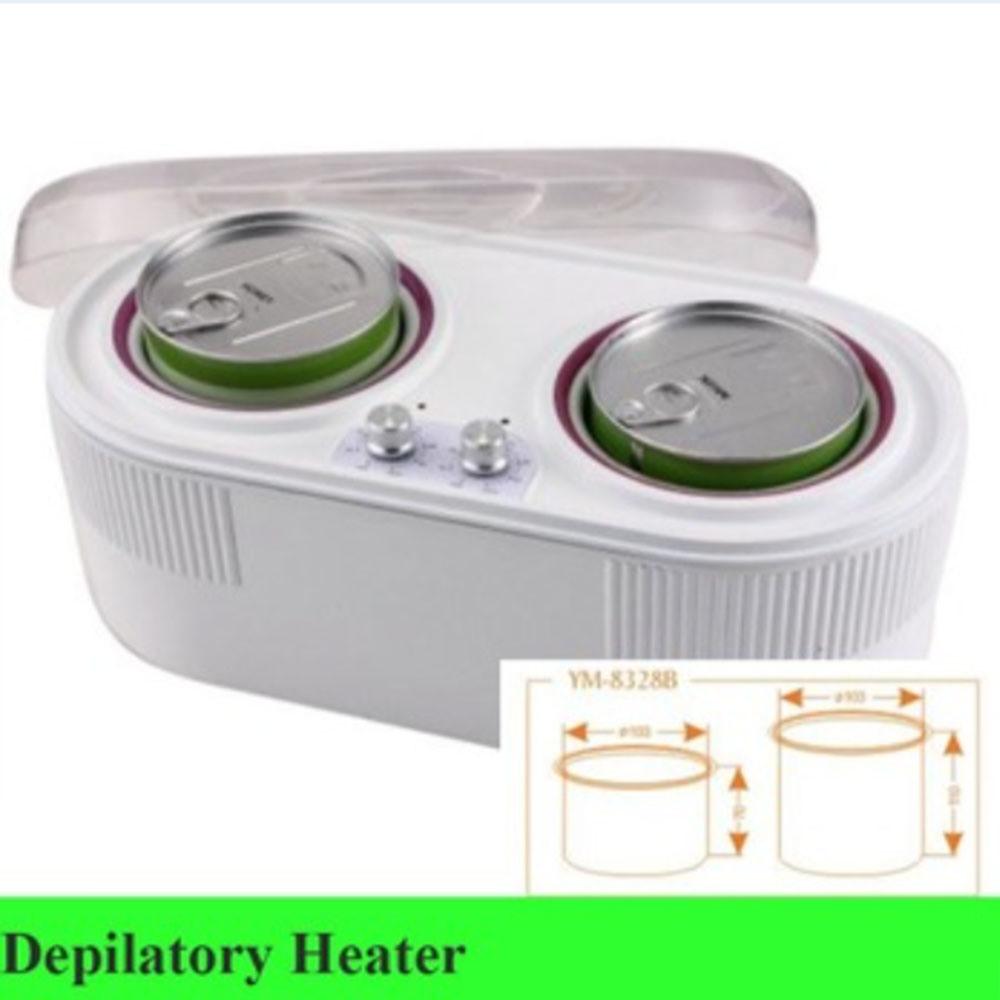 450g+800g Depilatory Heater Hair Removal Wax Warmer