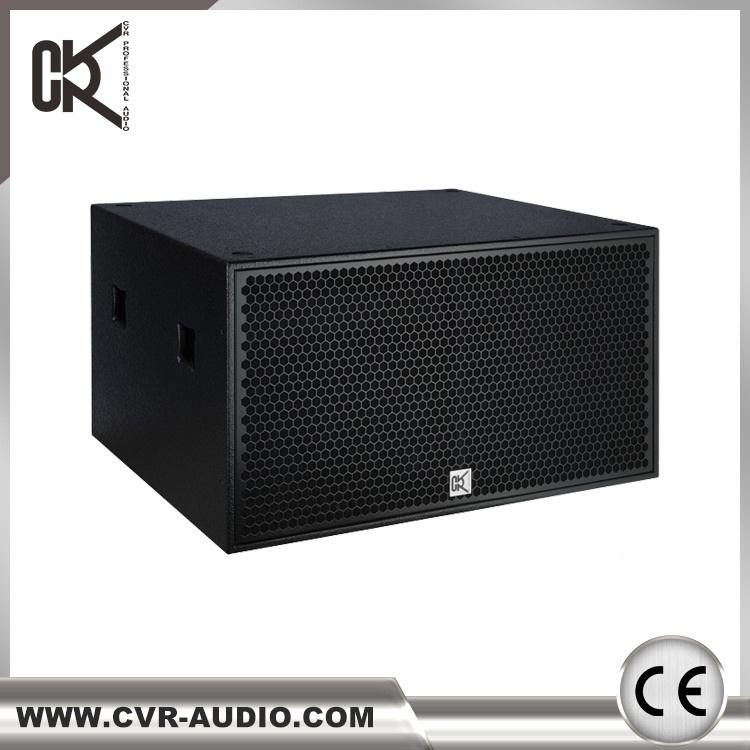 18 Inch Subwoofer Line Array Speaker Professional DJ Sound System