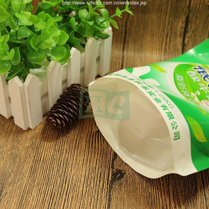 . Juice Drink Spout Pouch Bag