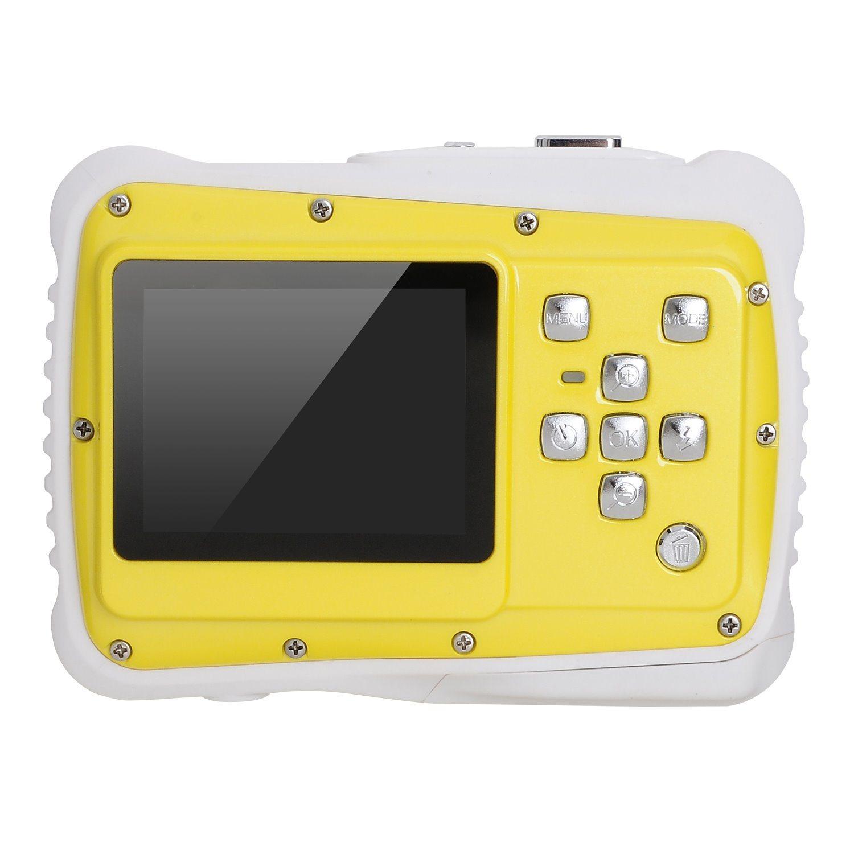 12MP 720p 3m Waterproof Mini Digital Camera for Children