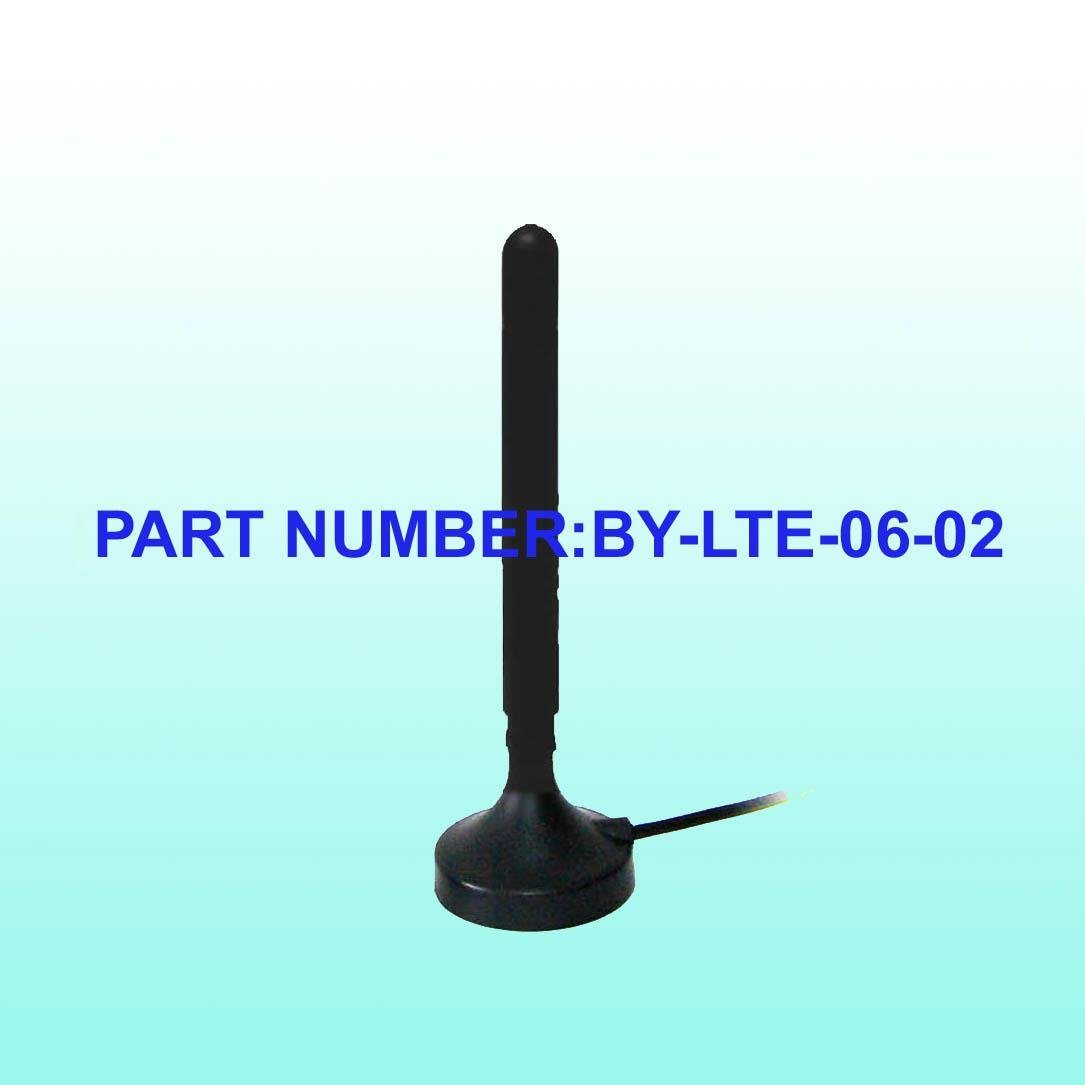 Magnetic Base Lte 4G Antenna with SMA Connector Rg174 Cable