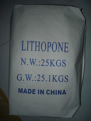 B311 Lithopone Zns-Baso4 for Paints, Printing Inks, Coating, Paper Pigment, Plastic, Leather etc