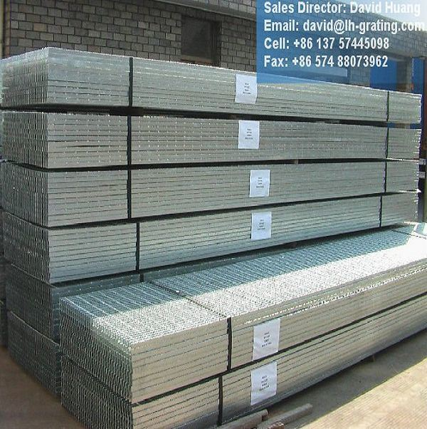 Hot DIP Galvanized Welded Steel Bar Grating for Floor