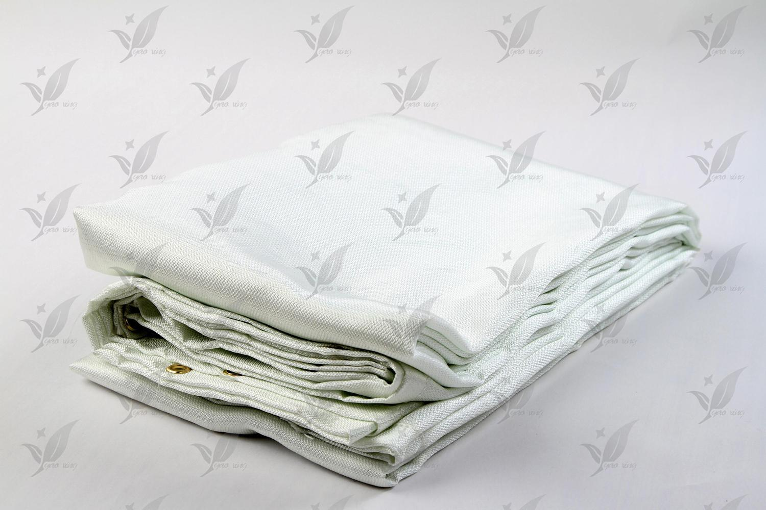 Heat-Resistant Fire Fiberglass Fabric Blanket