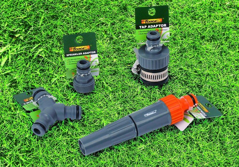 Garden Watering Tools Full/Part Circle Metal Spike Impulse Sprinkler