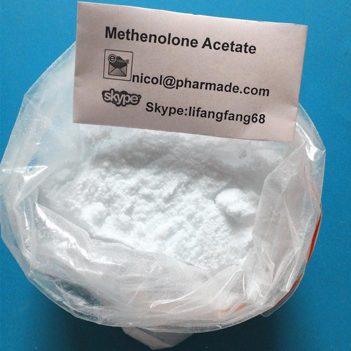 Methenolone Acetate Steroid Hormone Powder Primobolan Acetate Powder