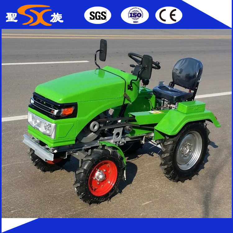 Lowest Price Mini Farm Power Tractor for Agriculture