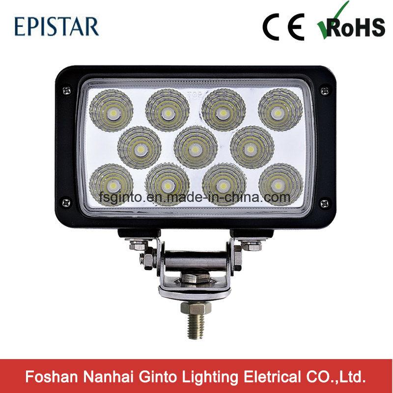Factory Direct 33W Retangle Epistar LED Work Light (GT1020-33W)