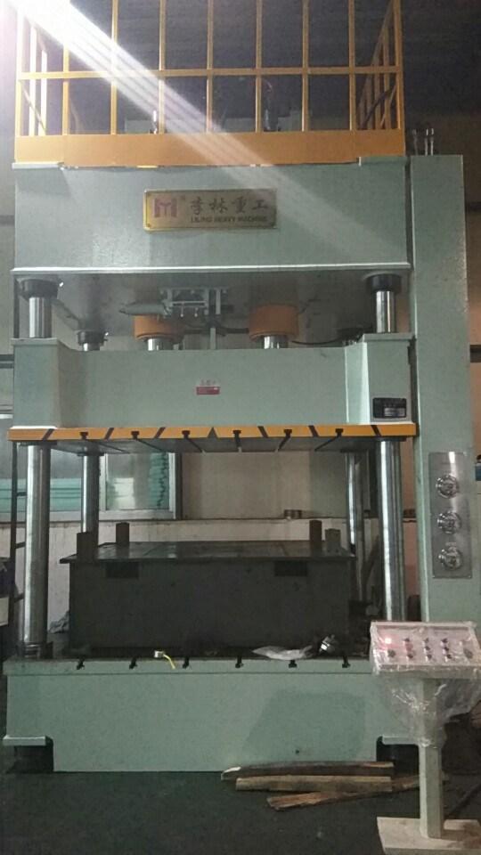 Four Column Hydraulic Press Machine (YLL32-200)